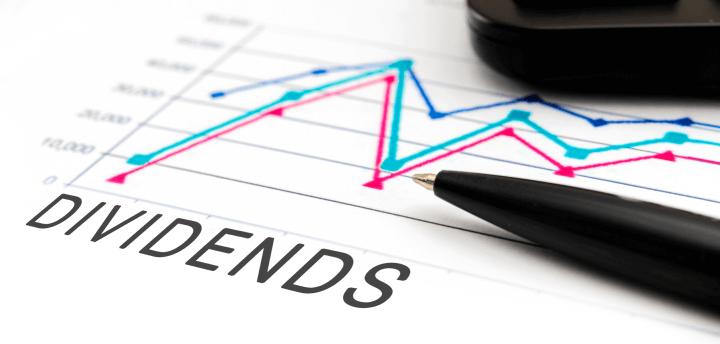 Dividends chart