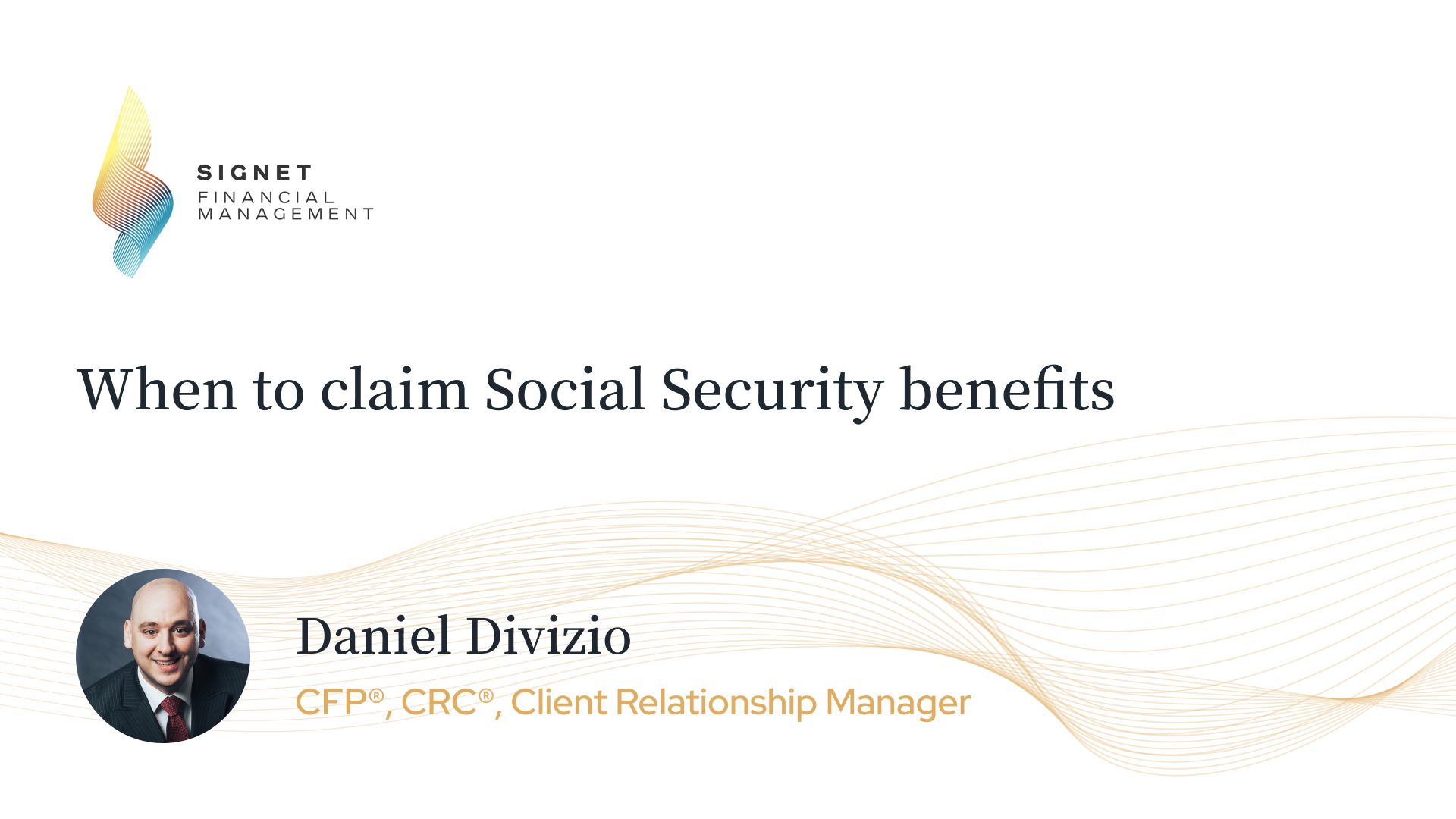 Thumbnail image for social security benefits video